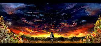 Scenery Anime Wallpapers Aesthetic