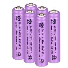 Your Solar Link BlogSolar Garden Lights Batteries Rechargeable