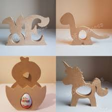 details about wooden craft shape mdf shapes with kinder or cream egg cut out lots of designs