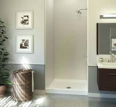 how to install a shower base how to install a shower pan aquatic from home depot how to install a shower base