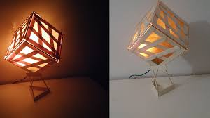 44 Contemporary Diy Tableware Tabletop Lamp That You Should See