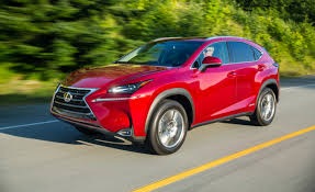 2015 Lexus NX200t, NX200t F Sport, and NX300h First Drive – Review ...