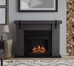 real flame aspen electric fireplace