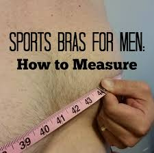 Sports Bras For Men How To Measure