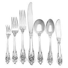 grande baroque sterling silver