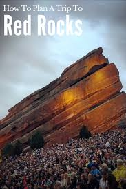 Red Rocks Amphitheatre Seating Chart All Reserved The Ultimate Guide To Red Rocks