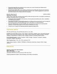 Social Media Contract Template New Fresh Sample Independent