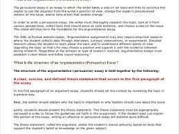 Steps To Writing An Argumentative Essay Steps To Write An Argumentative Essay