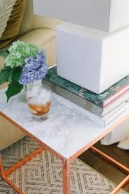 contact paper furniture. image credit style me pretty contact paper furniture