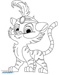 palace_pet_sultan_coloring palace pets coloring pages 2 disney coloring book on pets for coloring