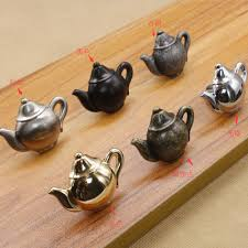 cheap furniture knobs. Vintage Teapot Teakettle Door Knob Alloy Knobs Cabinet Drawer Cupboard Kitchen Pull And Handles Single Hole-in Pulls From Home Cheap Furniture I