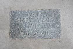 Sr Mary Wilma Wolf (1918-2015) - Find A Grave Memorial
