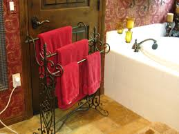 wall hanging wine rack for towels