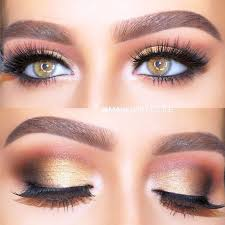 top ideas of the smokey makeup for hazel eyes picture 4