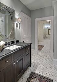 minneapolis bamboo bathroom vanity traditional with tile floor transitional sink faucets wall mounted lamp