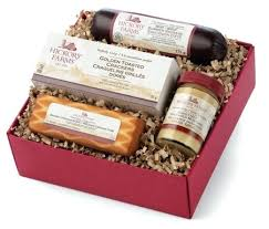 hillshire farms gift basket meat gift baskets hickory farms