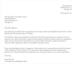 Nurses Letter Of Resignation Letters Sample Nurse Uk – Creer.pro