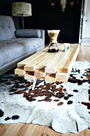 diy wood coffee table wooden coffee table diy wood coffee table with pipe legs