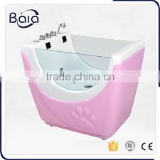 china whole plastic pet bath tub small dog bathtubs tub for dog shower image