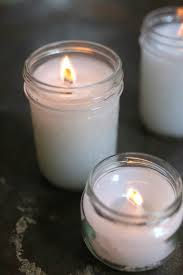 head on over to ehow to find our full tutorial with step by step instructions for making wooden candle wicks and the full process for pouring candles of