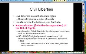 bill of rights ppt nationalization of bill of rights youtube