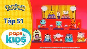 Pokémon Tập 51 - Trận Chiến Khốc Liệt, Lễ Hội Búp Bê Pokémon - Hoạt Hình  Pokémon Tiếng Việt Season 1 - Pokemon Video Game Play
