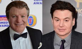Mike Myers Is Unrecognizable As Host Of U0027The Gong Showu0027 Reboot