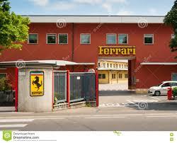 Original Ferrari Factory Entrance Editorial Photo Image Of Supercars Italy 72104736