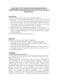 example essay plan our work essay plan example