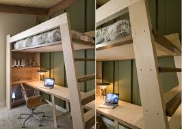 Attractive Built A Loft Bed Yourself