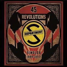 Department S 45 Revolutions Singles 1980 2017 Album