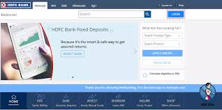 Unlimited cash rebates every day. Hdfc Net Banking Hdfc Bank Internet Banking Online