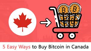 Die bitcoin era app ist ein bitcoin robot zum handeln mit cfds. 5 Easy Ways To Buy Bitcoin In Canada 2020 Blockgeeks