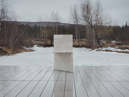 Philip Hazan Design Inc Marble Furniture By Claste Ravelin Magazine
