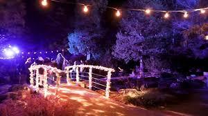 Botanical Gardens Nights Of Lights Winter Lights At The Rock Garden
