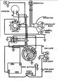 vincent motorcycle electrics dynamo light wiring at Bicycle Dynamo Wiring Diagram