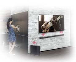 lg tv with soundbar. get all of your devices connected lg tv with soundbar