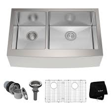 Blanco Stellar Undermount Stainless Steel 28 In 0Hole Super Home Depot Stainless Steel Kitchen Sinks
