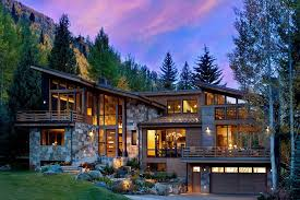 Colorado Mountain Home By Suman Architects Leaves Your Modern Homes Best Colorado Home Design