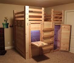 diy kids loft bed. Diy Pallet Loft Bed Plans Impressive Best 25 Kid Beds Ideas On  Pinterest Kids Diy Kids Loft Bed