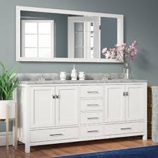 white double vanity. Beautiful White Quickview Throughout White Double Vanity A
