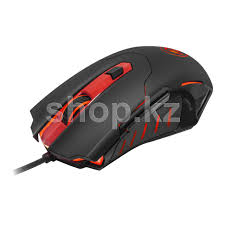 ᐈ <b>Мышь Redragon Pegasus</b>, Black-Red, USB – купить в интернет ...