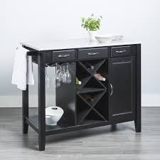 Granite Kitchen Cart Vita Kitchen Cart With Granite Kitchen Furniture Jysk Canada