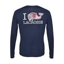 Details About Nwt Boys Vineyard Vines Shirt Lacrosse Whale L S I Whale Lax Vineyard Navy B3