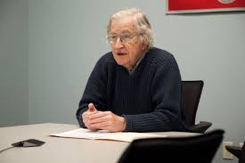 webinar noam chomsky asia institute gpyc the asia institute hosted a seminar professor noam chomsky