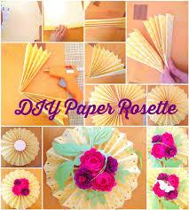 Hanging Paper Flower Backdrop Paper Rosette Flower Zlatan Fontanacountryinn Com