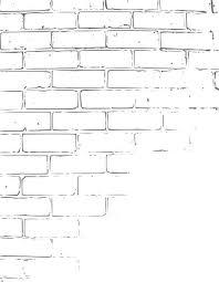 graffiti brick wall pencil drawing