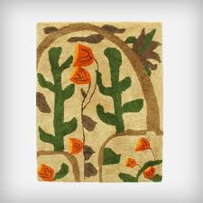vintage wall tapestry 1960s