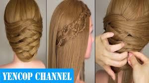 7 Peinados Faciles Y Rapidos Con Cabello Suelto Peinado 2015