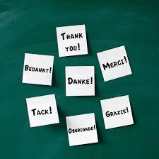 Sich Bedanken Macht Freude So Sagen Sie Stilvoll Danke Vom